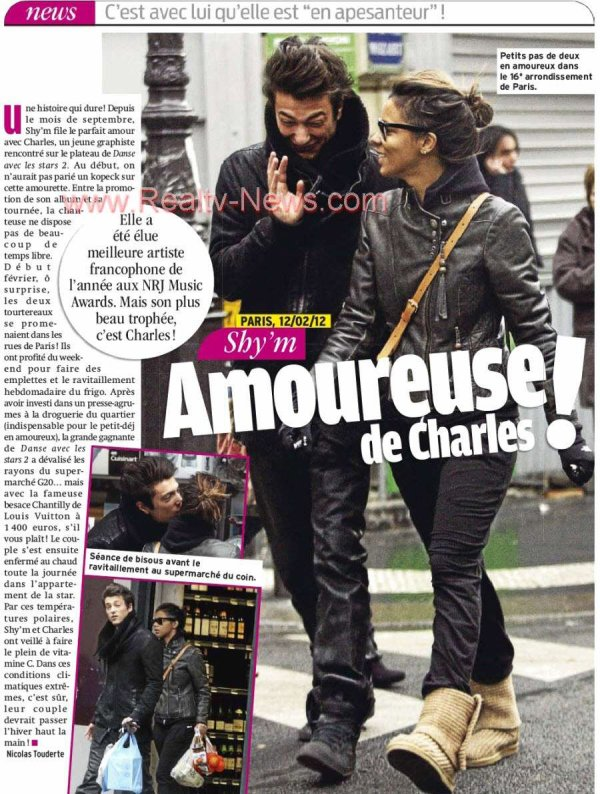 Son ex : Charles