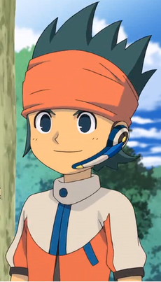 Les personnages : Kanon Endou et Masato Gouenji