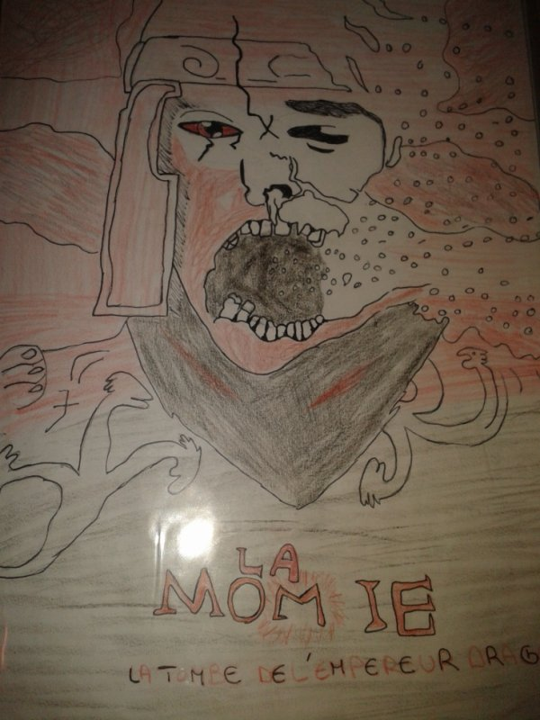 la momie 3