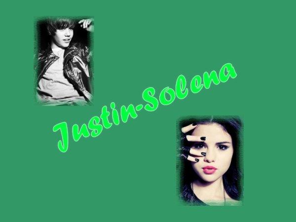 Selena Goomz et Justin Bieber