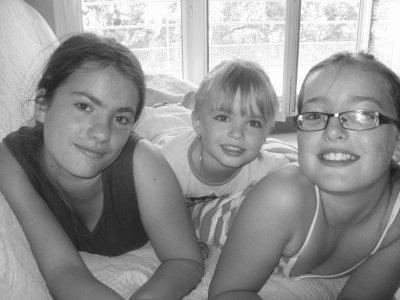 moi et mei soeurs