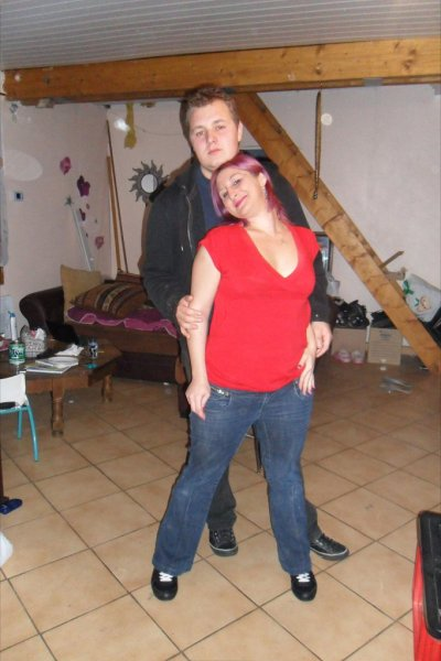 moi et mon titi!