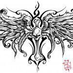 voila le tatoo ke je voudrais faire