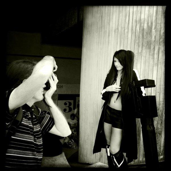 Black Rock Shooter ~ Vocaloid