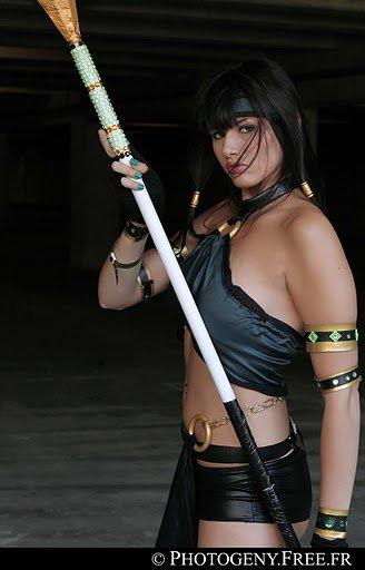 Jade ~ Mortal Kombat