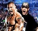 Photo de JohnCena-Batista-WWE