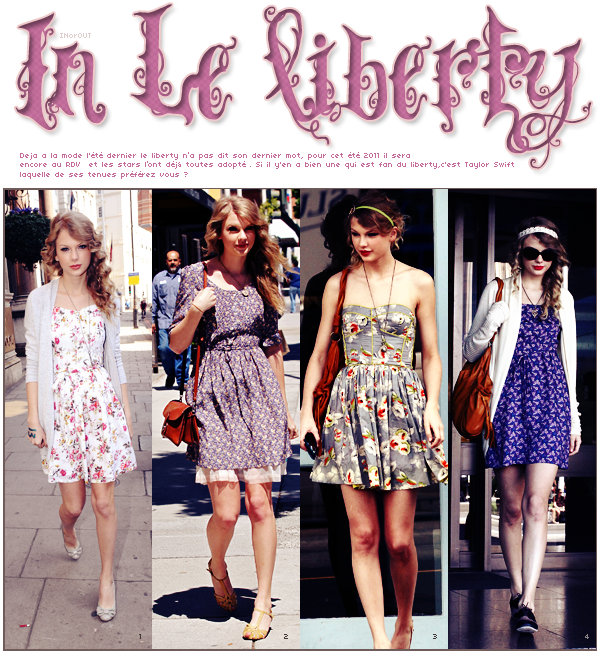 Mode ~ IN le liberty