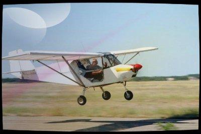 les multiaxe (forme d'avion léger) classe 3.
