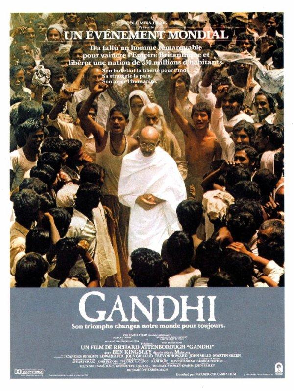 BAFTA 1983 GANDHI