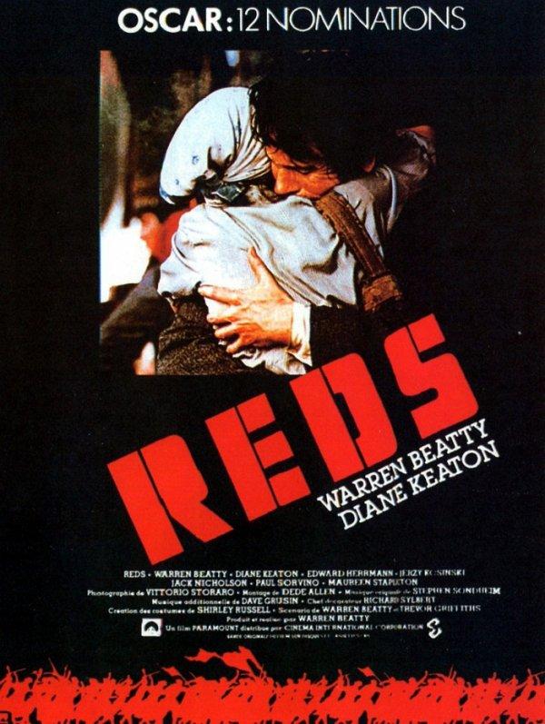 BAFTA 1983 REDS