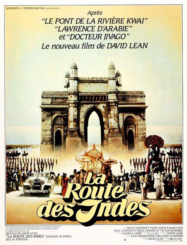 BAFTA 1986 LA ROUTE DES INDES