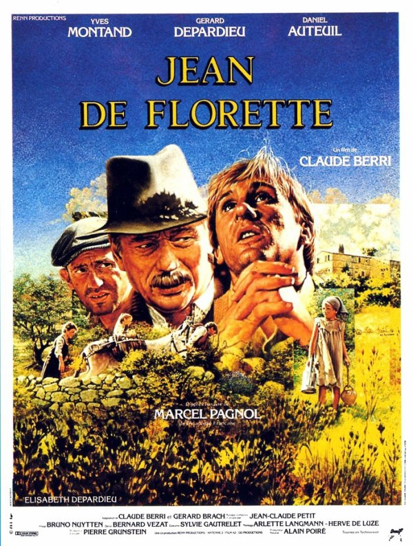 BAFTA 1988 JEAN DE FLORETTE