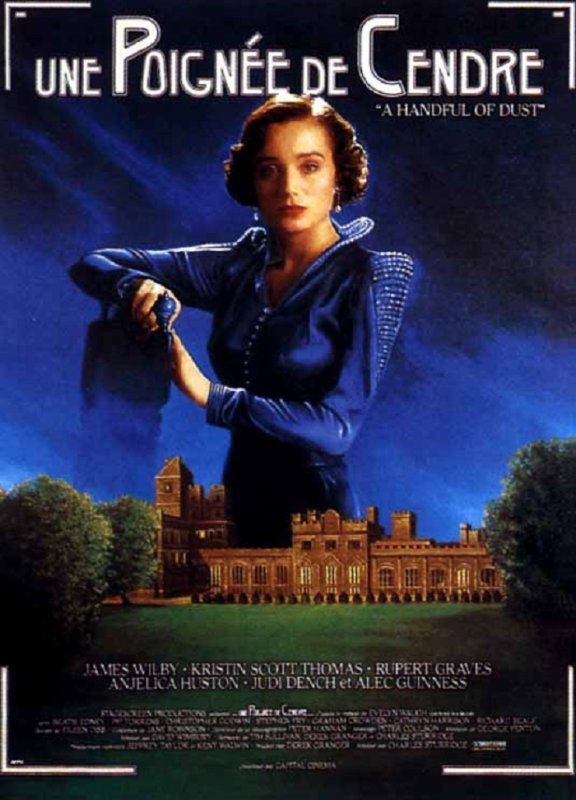 BAFTA 1989 UNE POIGNEE DE CENDRE