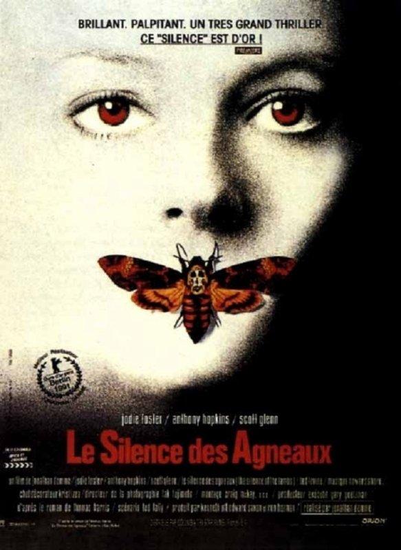 BAFTA 1992 LE SILENCE DES AGNEAUX