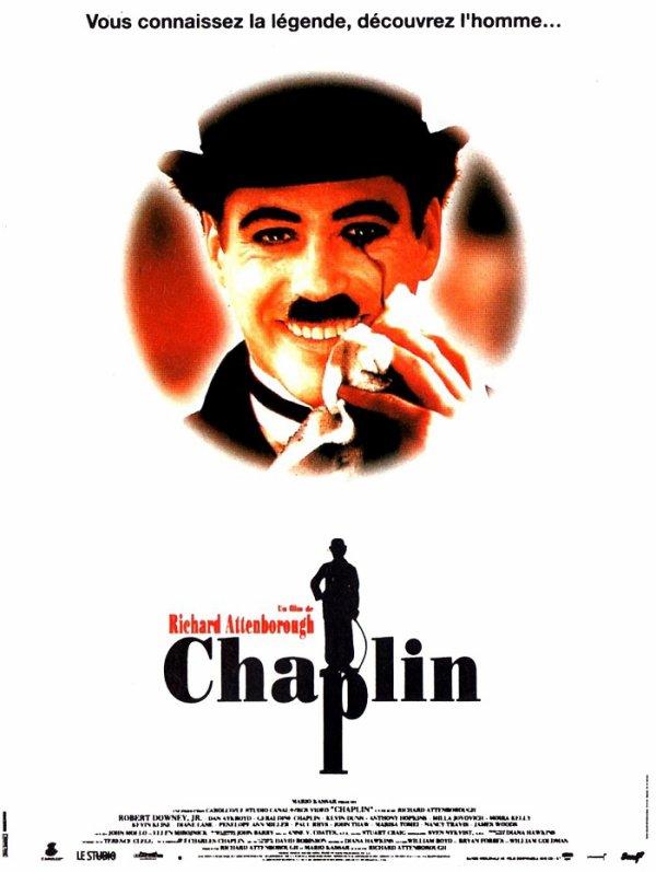 BAFTA 1993 CHAPLIN