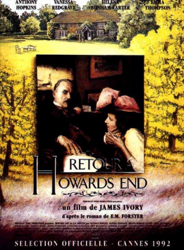 BAFTA 1993 RETOUR A HOWARD END