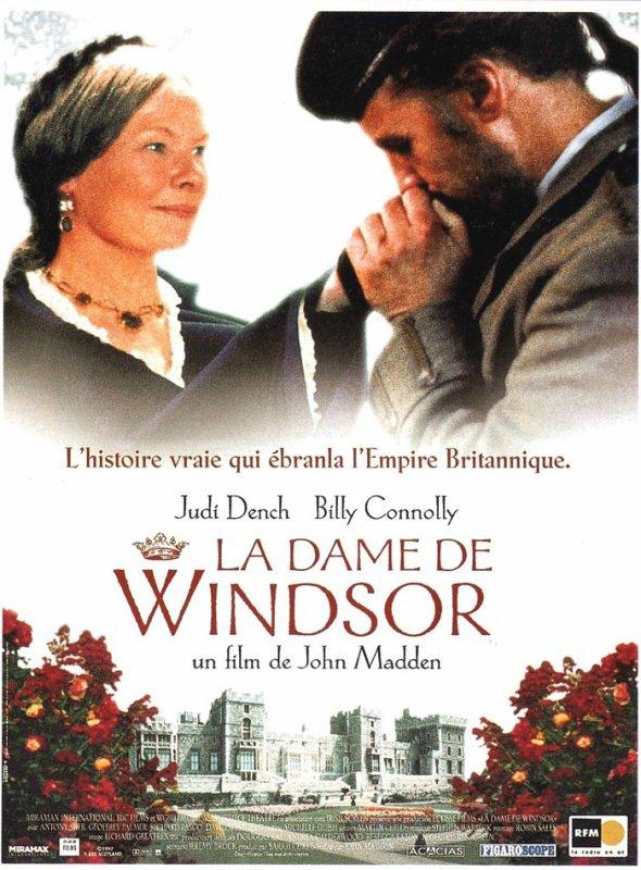 BAFTA 1998 LA DAME DE WINDSOR