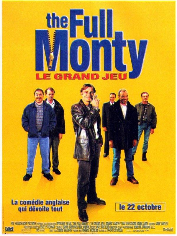 BAFTA 1998 THE FULL MONTY - LE GRAND JEU