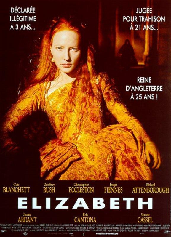 BAFTA 1999 ELISABETH
