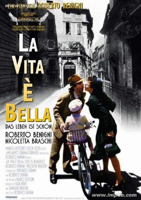 BAFTA 1999 LA VIE EST BELLE