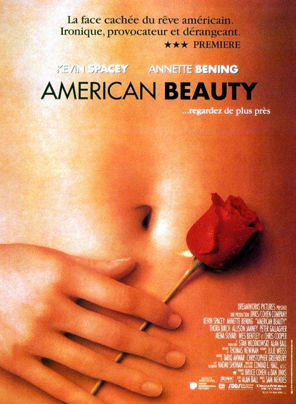 BAFTA 2000 AMERICAN BEAUTY