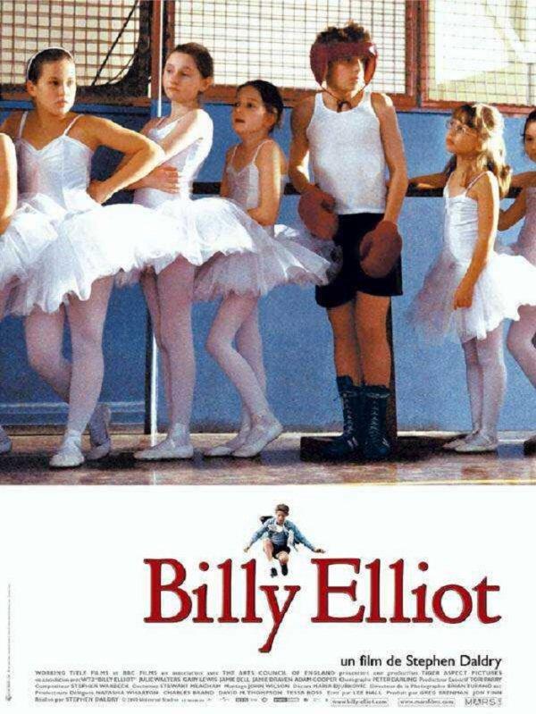 BAFTA 2001 BILLY ELLIOT