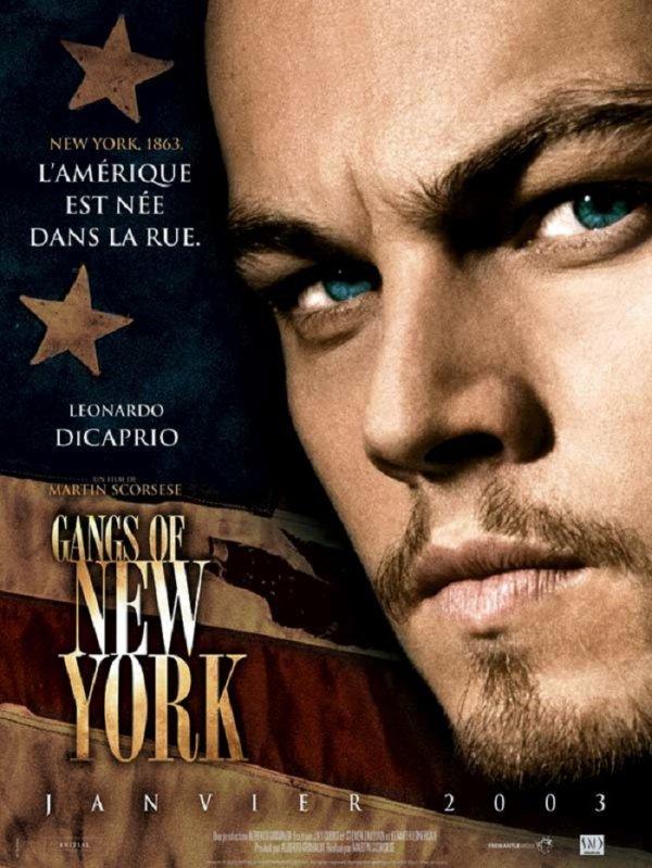 BAFTA 2003 GANGS OF NEW YORK