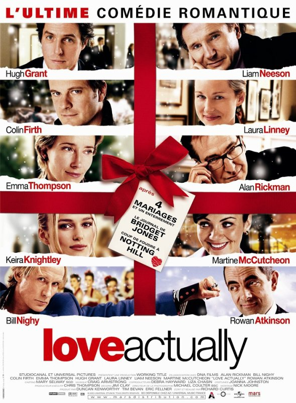 BAFTA 2004 LOVE ACTUALLY