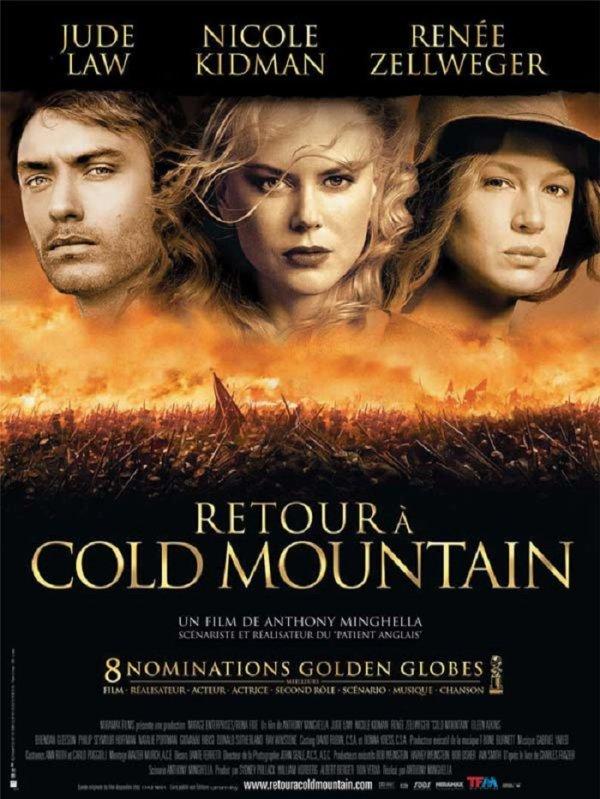 BAFTA 2004 RETOUR A COLD MOUNTAIN
