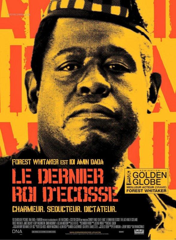 BAFTA 2007 LE DERNIER ROI D'ECOSSE