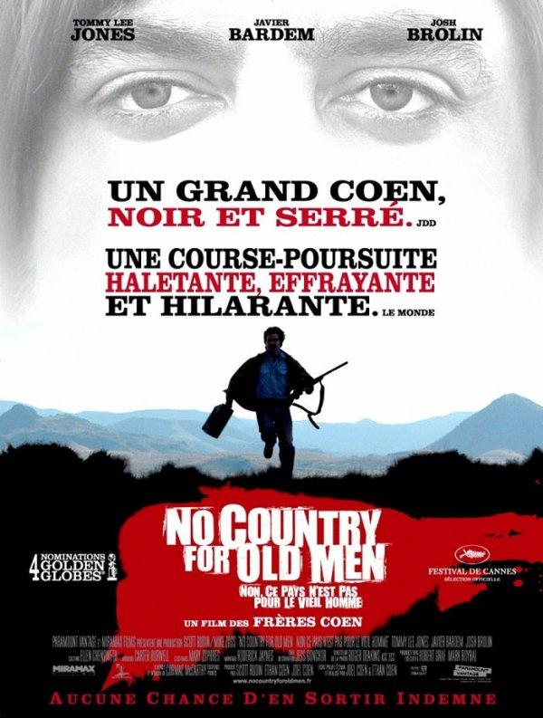 BAFTA 2008 NO COUNTRY FOR MEN