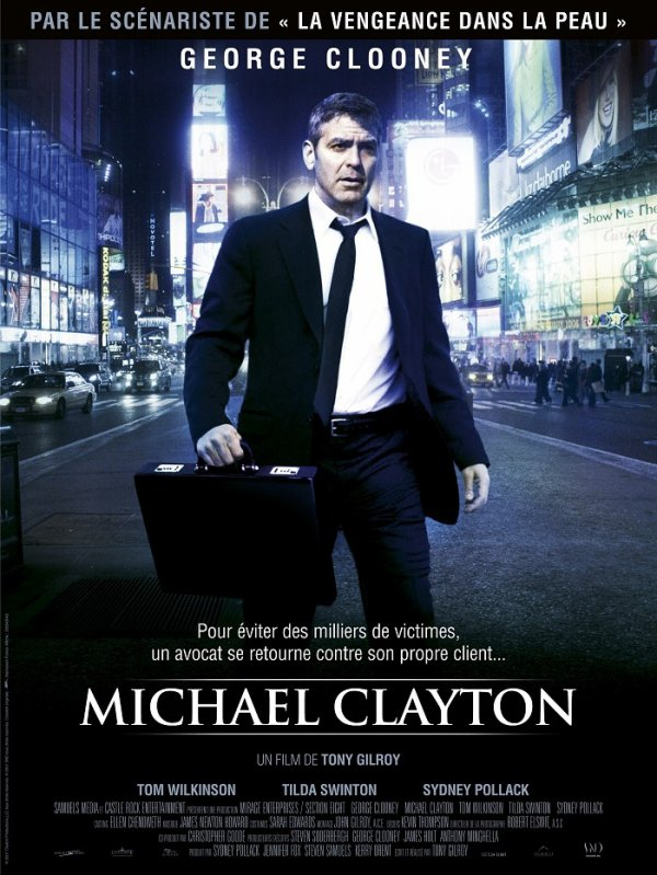 BAFTA 2008 MICHAEL CLAYTON