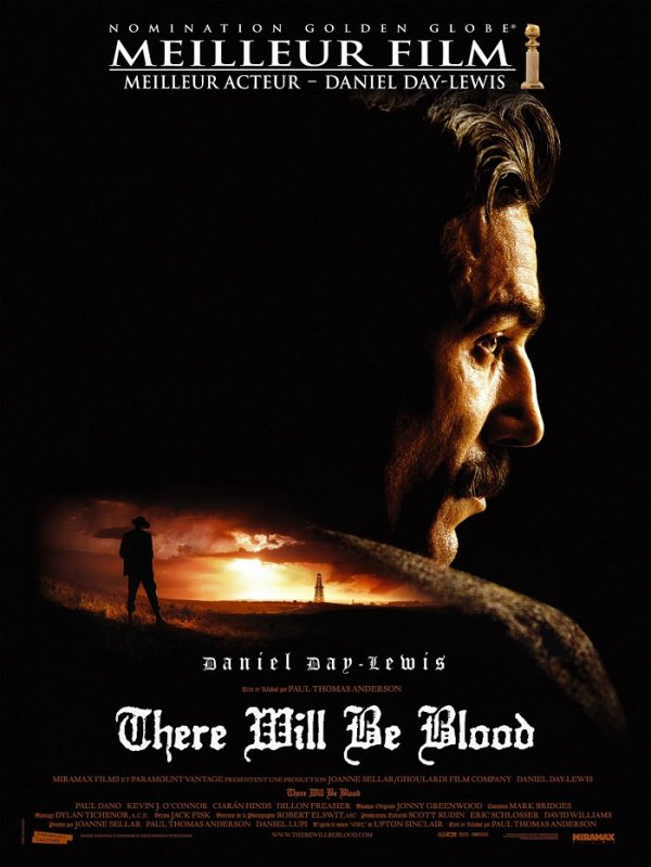 BAFTA 2008 THERE WILL BE BLOOD