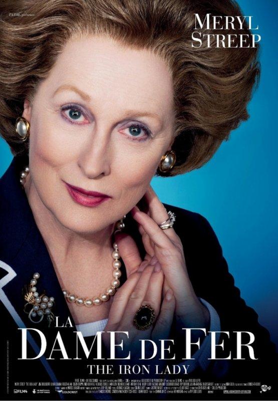 BAFTA 2012 LA DAME DE FER