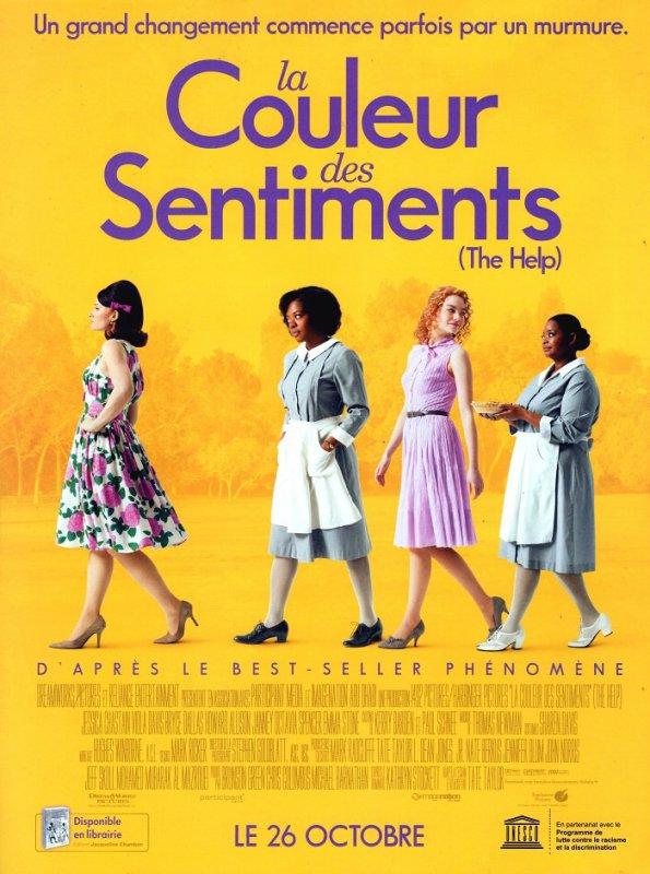 BAFTA 2012 LA COULEUR DES SENTIMENTS