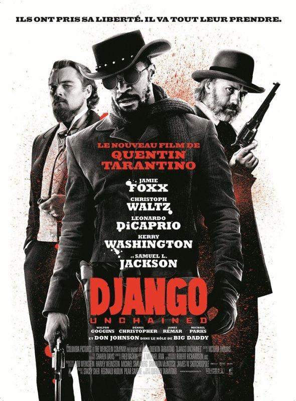 BAFTA 2013 DJANGO UNCHAINED
