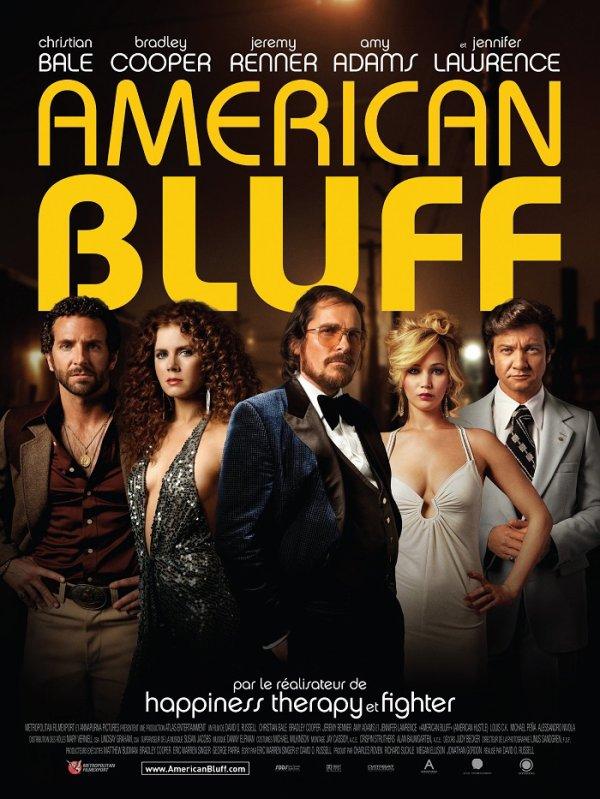 BAFTA 2014 AMERICAN BLUFF