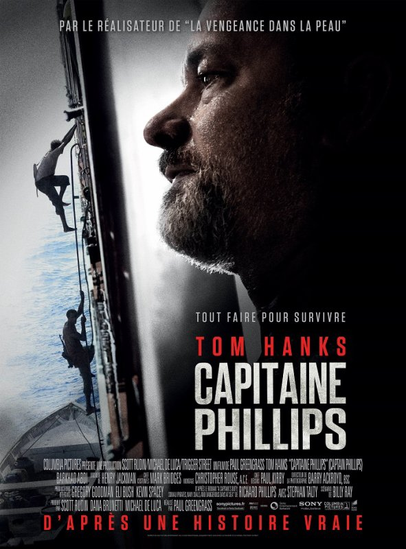 BAFTA 2014 CAPITAINE PHILIPS