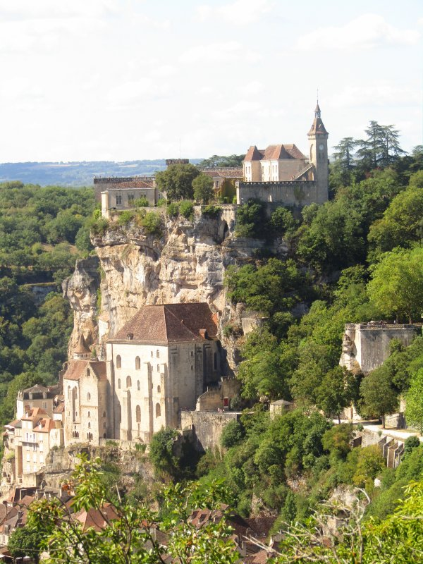 La mytique  ROCAMADOUR