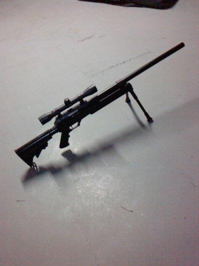 le sniper a nonos