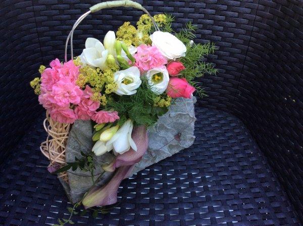 Cérémonie en fleurs 🌺