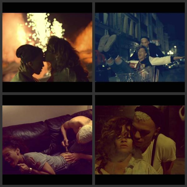 """Rihanna """"We Found Love"""" Talk That Talk"""