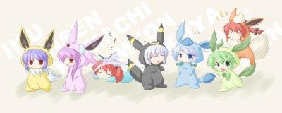 Equipes pokémon !