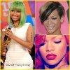 """Nicki Minaj vedette sur l'album """"LOUD"""" de Rihanna."""