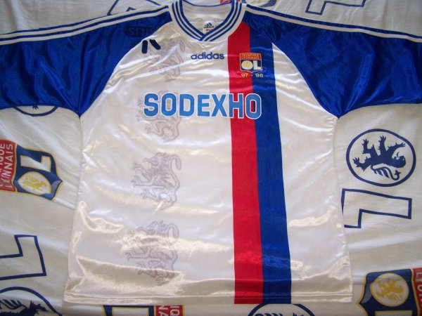 MAILLOT ADIDAS HOME 1997/1998 TAILLE XL