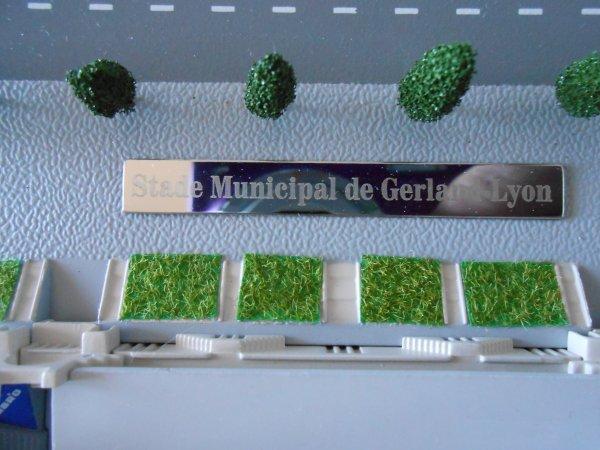 STADE DE GERLAND MODELI'SPORT