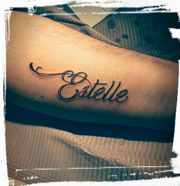 tatouage hommage a ma fille