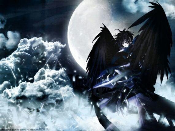 """Prologue """"Les ailes noires de la revanche"""""""