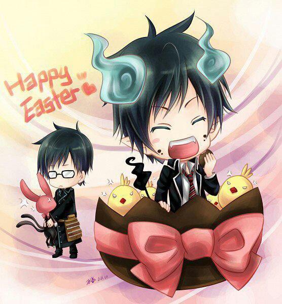 Joyeuses pâques tout le monde!!!!