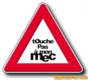 touche pas  !!!